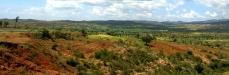 'Rote Erde' (Nahe Jinka, Äthiopien).