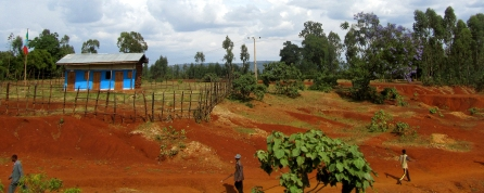 'Die Erde Äthiopiens' (Nahe Hawassa).